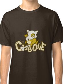 Pewter City Cubone Classic T-Shirt