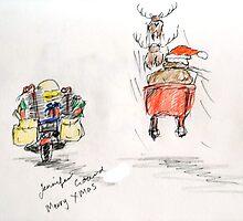 Merry Christmas! by Jooney