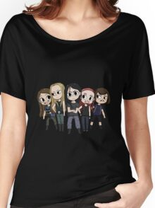 lil dethklok Women's Relaxed Fit T-Shirt