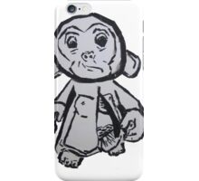 Extreme Monkey iPhone Case/Skin