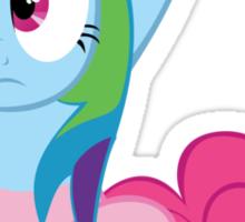 RainbowPie Sticker