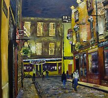 The Temple Bar by rjpmcmahon