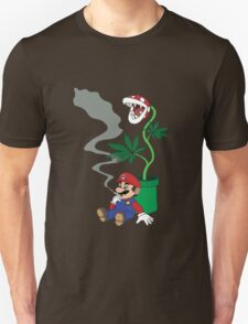 Super Pothead Mario T-Shirt