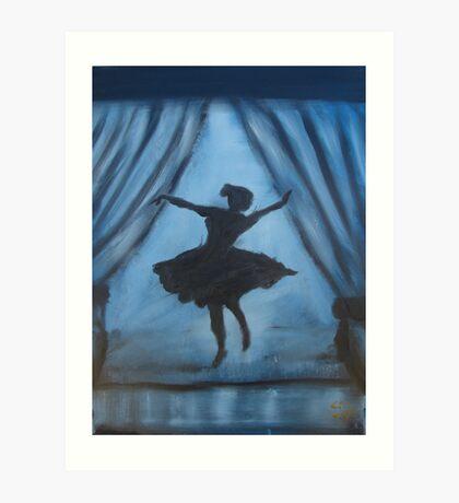 """Dance Like No One's Watching ""  by Carter L. Shepard Art Print"