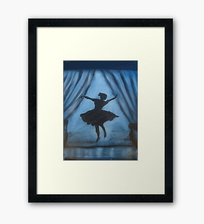 """""""Dance Like No One's Watching """"  by Carter L. Shepard Framed Print"""