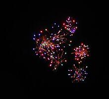 Fireworks by Beth Mackelden