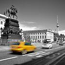 Unter den Linden, Berlin by Nick Coates