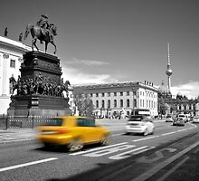Unter den Linden, Berlin by Nick Coates