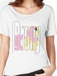 Brony Women's Relaxed Fit T-Shirt