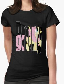 Brony Womens Fitted T-Shirt