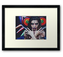 Majora's Mask Inspired Shoot Framed Print