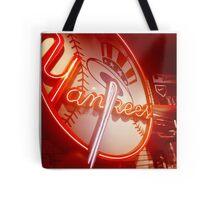Yankees New York Tote Bag