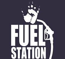 FuelStation with Handprint (white) Hoodie