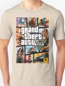 Grand Theft Auto GTA RBB3 T-Shirt