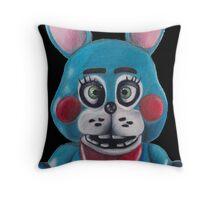 Toy Bonnie Throw Pillow