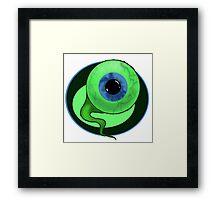 Jacksepticeye - Sam the Septic Eye Framed Print