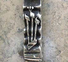 Mezuzah at Wedding Hall in Rishon Letzion by MezuzahScrolls