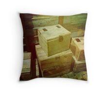 Convict History Port Arthur Throw Pillow