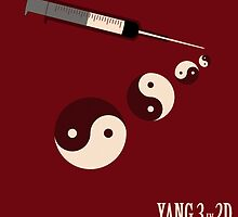 Psych - Yang 3 In 2D by countermeasures