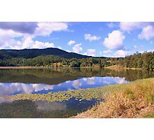 lake clarrie hall... Photographic Print