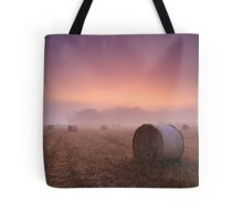 Purple Dawn Tote Bag