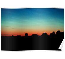 Sunset, Hiiumaa Poster