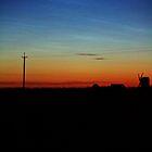 Hiiumaa, Sunset. by tutulele