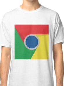 Google Chrome Logo Classic T-Shirt