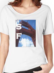 SF Golden Gate Women's Relaxed Fit T-Shirt