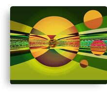 The Games Canvas Print