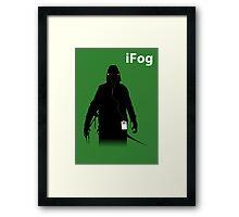iFog Framed Print