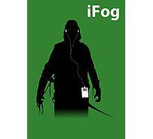 iFog Photographic Print