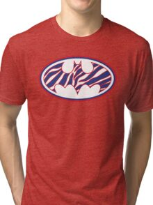 BUFFALO BAT GRAPHIC 2 Tri-blend T-Shirt