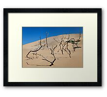 Shifting Dune Framed Print