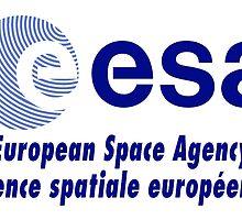 ESA Logo by Spacestuffplus