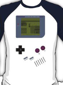 Pokemon Yellow Game Boy T-Shirt