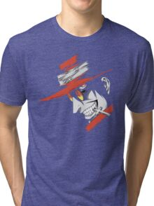 Hellsing - Alucard Face Tri-blend T-Shirt