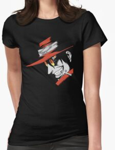 Hellsing - Alucard Face Womens Fitted T-Shirt