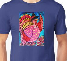 HAPPY THANKSGIVING TURKEY  Unisex T-Shirt