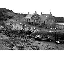 Secret Harbour Photographic Print