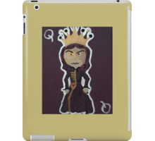 The Queen of Hearts iPad Case/Skin