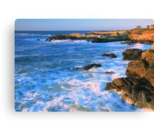 Lands End Seascape Canvas Print
