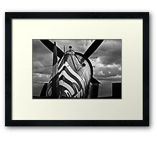 Snafu II Framed Print