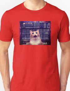 Cats On Synthesizers In Space 2 T-Shirt