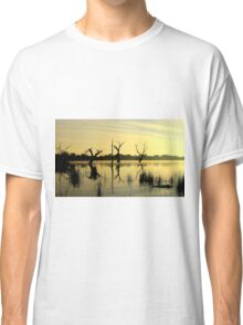 Sculptures in the Lake Classic T-Shirt