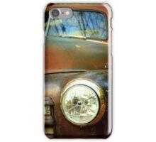 Front End Of 1953 Chevrolet 3600 Advantage Design Truck iPhone Case/Skin