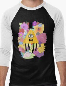Floral Bill Cipher T-Shirt
