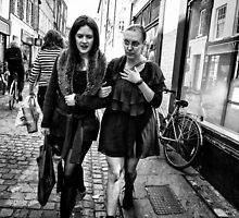 Cambridge Friends Forever by Peter Tachauer