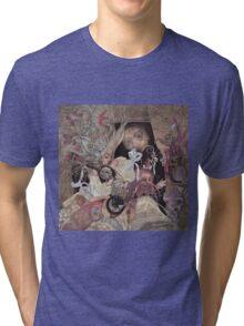Moon Princess Tri-blend T-Shirt