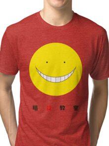 Koro Sensei - Assassination Classroom Tri-blend T-Shirt